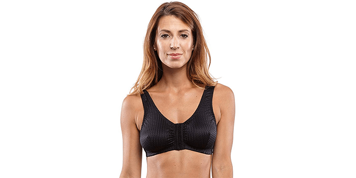 Carole Martin Full-Freedom Wireless Comfort Bra