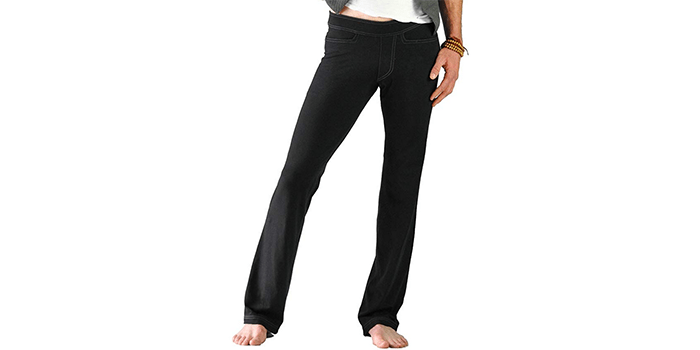 Cobra Men's Yoga Pants by Bhujang Style