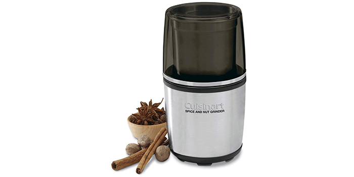 Cuisinart SG-10 Electric Spice-and-Nut Grinder