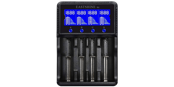 Eastshine Universal Smart Battery Charger