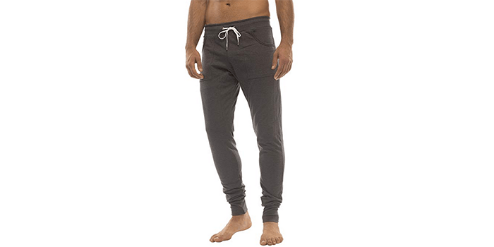 Men's Transition Cuffed Yoga Pants by 4-rth