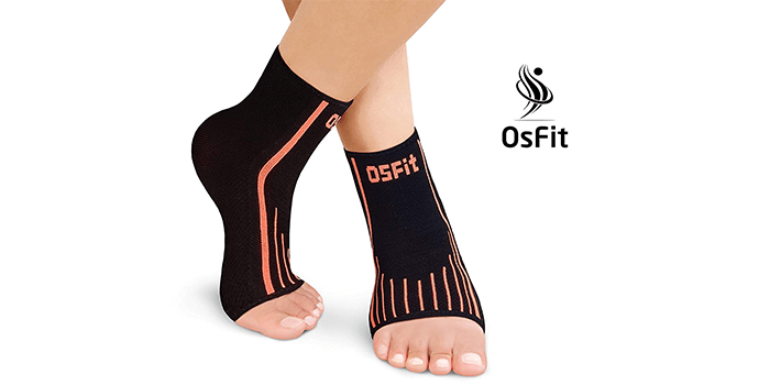 Premium Foot Care Compression Sleeve by OsFit