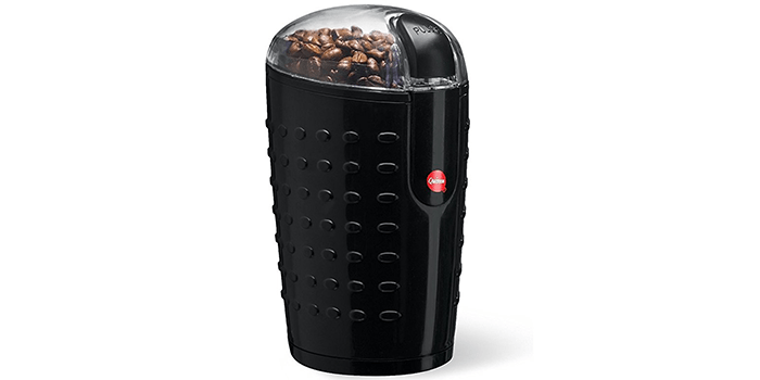 Quiseen One-Touch Electric Spice Coffee Grinder