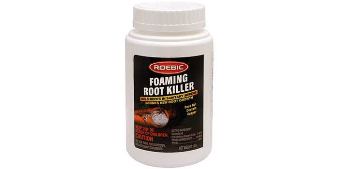 Roebic FRK Foaming Root Killer