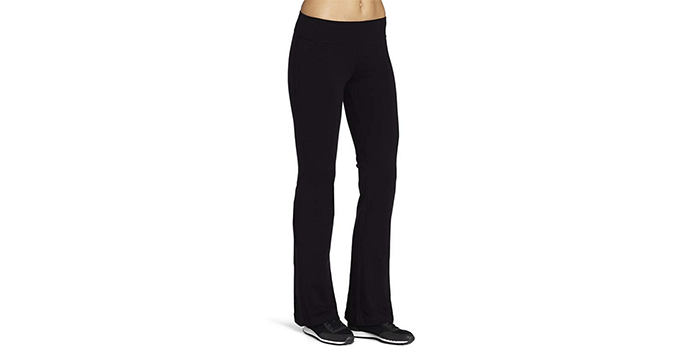 Women's BootLeg Yoga Pants by Spalding