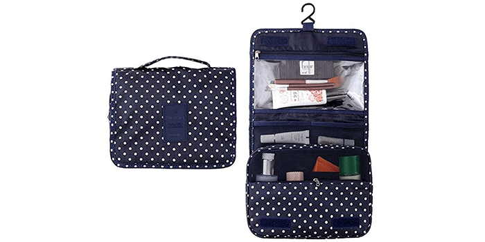 ACYC Toiletry Bag- Cosmetic Make up Bag case for Men and Women