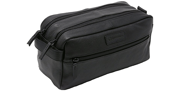 Alpine Swiss Sedona Toiletry Kit