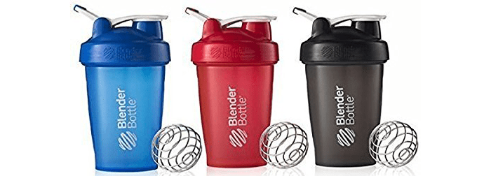 BlenderBottle 20oz Classic Loop Top Shaker Bottle
