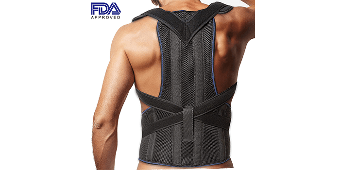 BodyRite Posture Corrector and Lower Back Support