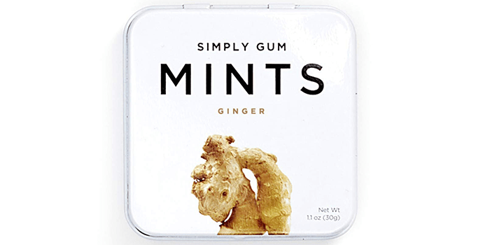 Breath Mints by Simply Gum