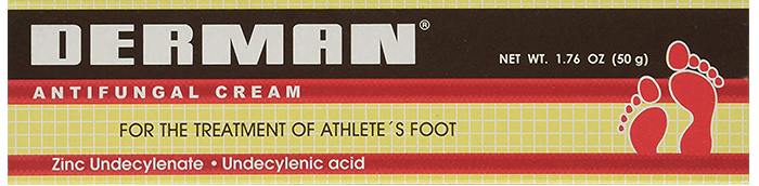 Derman - Antifungal Cream