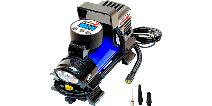 EPAuto Portable Air Compressor Pump with 12V DC
