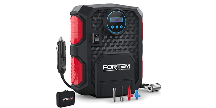 Fortem Digital Tire Inflator
