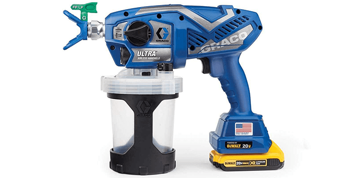 Graco Ultra 17M363 Cordless Airless Paint Sprayer