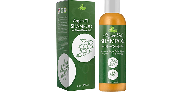 Honeydew Argan Oil Shampoo for Oily Hair