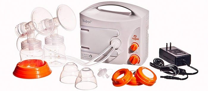 Hygeia Enjoye Cordless Breast Pump