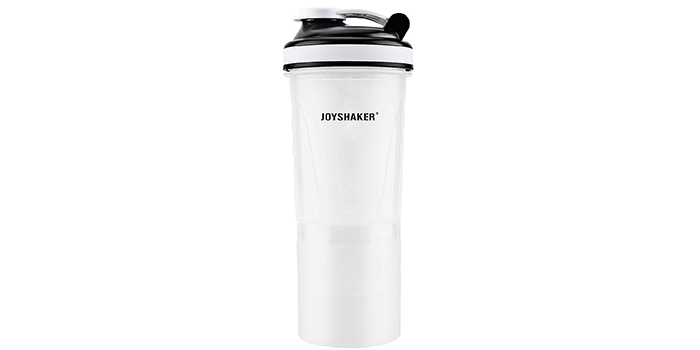 JOYSHAKER BPA Free Sports Gym Water Bottle