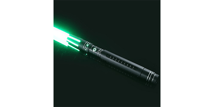 Kyber Multi-Color Changing Saber