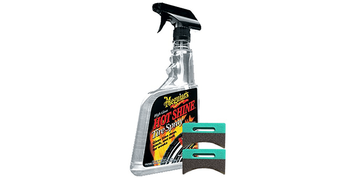 Meguiar's Hot Shine High Gloss Tire Spray