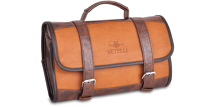 Men's Vetelli Hanging Toiletry Bag