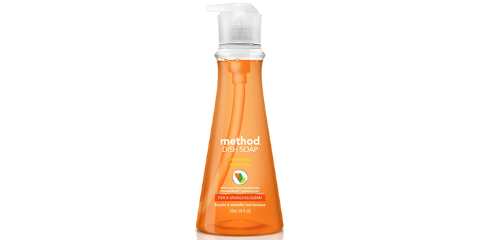 Method Naturally Derived Dish Soap