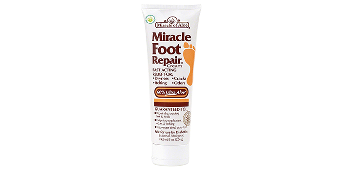 Miracle of Aloe - Miracle Foot Repair