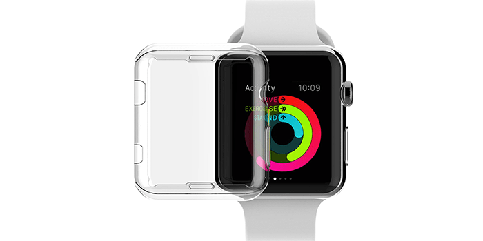 NSR iWatch TPU Screen Protector