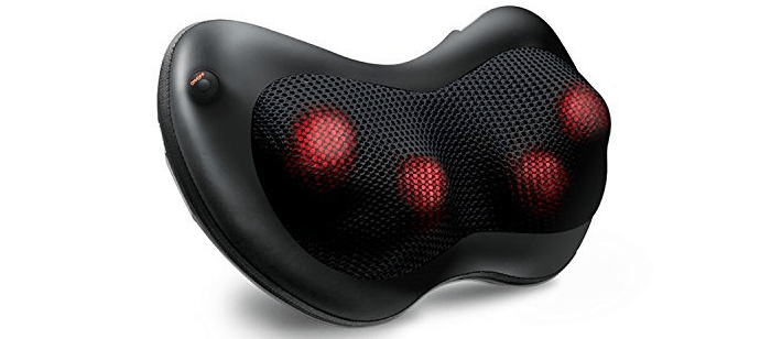 Naipo Massage Pillow Neck Back Massager