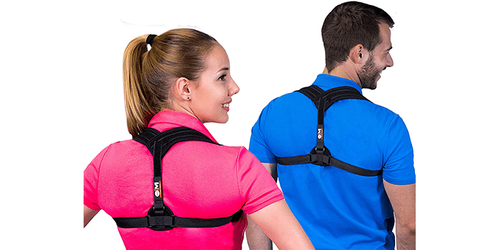 Only 1MILLION Posture Corrector for Women and Men