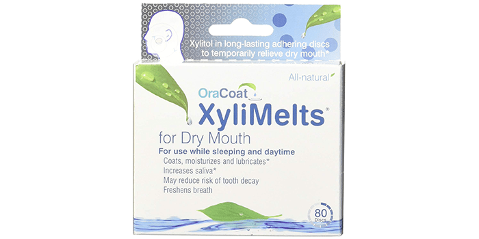 Oral health Xylimelts Mints