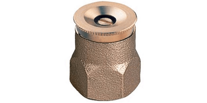 Orbit Sprinkler System Brass Shrub Head