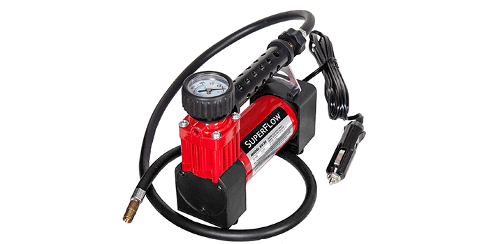 SuperFlow 12V Portable Air Pump