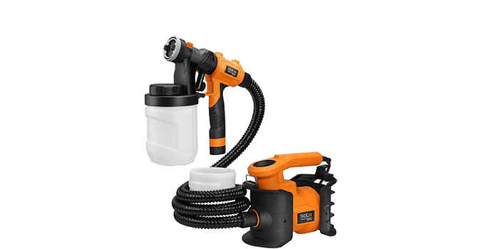 Tacklife HVLP 1100ml min 800W Paint Gun