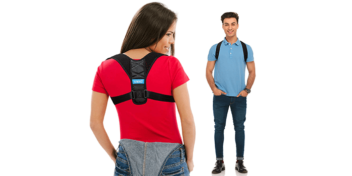 VIBO Care Posture Corrector for Men and Women
