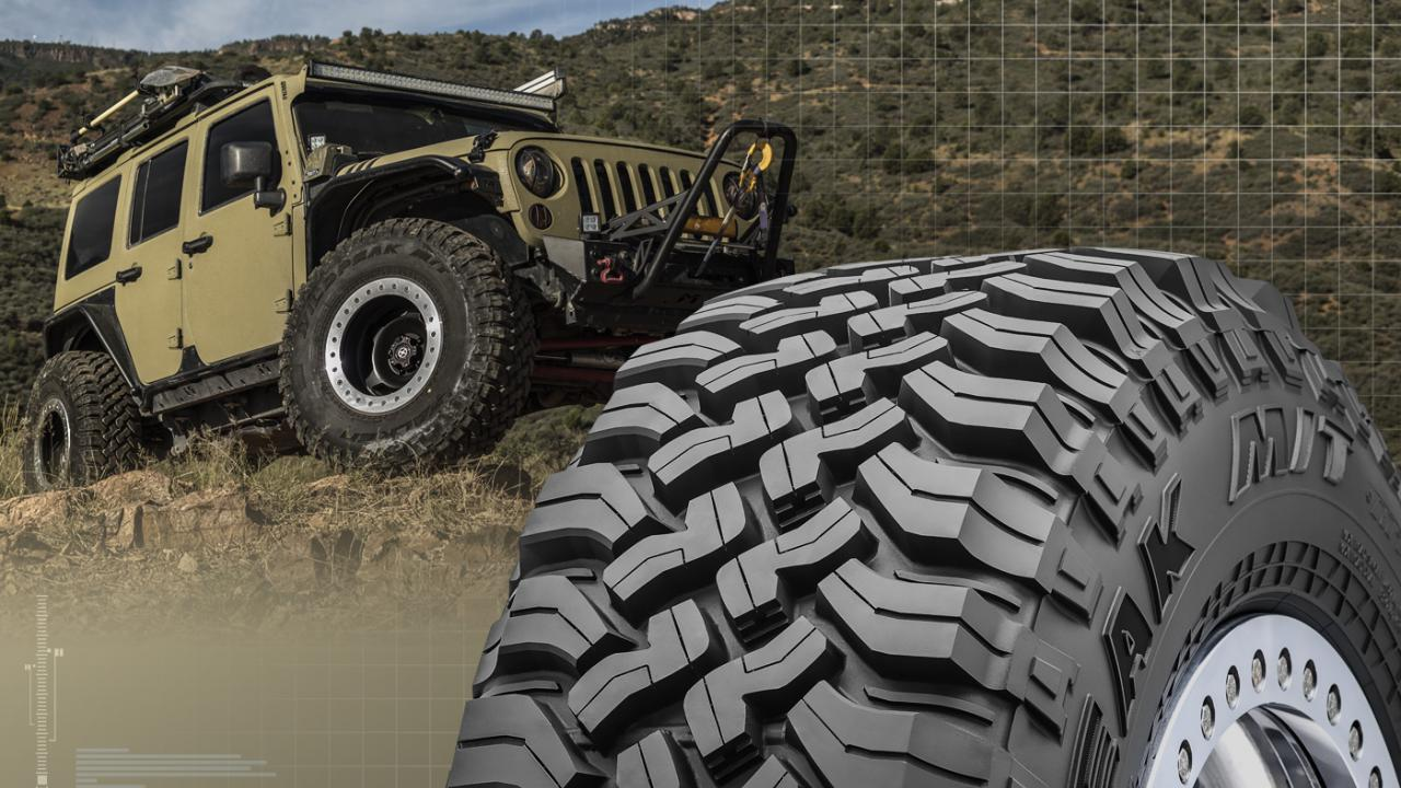 265 70r17 All Terrain Tires >> 10 Best All Terrain Tires Reviews - The 2019 Buyers Guide