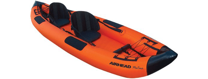 AIRHEAD MONTANA Inflatable Kayak