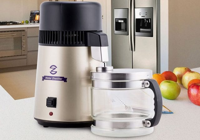 Best Countertop Water Distiller