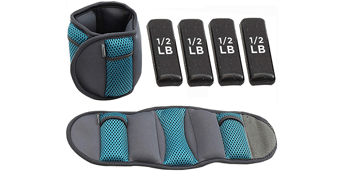 Empower Ankle Weights and Wrist Weights