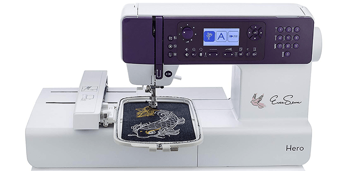 EverSewn Hero - 400-Stitch Computerized Sewing Machine