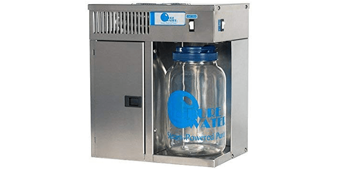 Mini Classic Pure Water Mini-Classic CT Counter Top Distiller