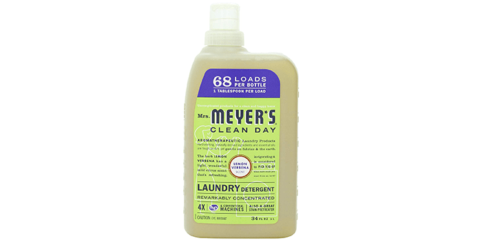 Mrs Meyer's Laundry Detergent Lemon Verbena