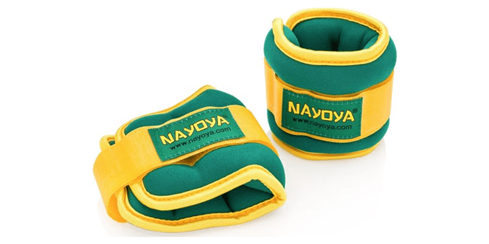 Nayoya Adjustable Ankle Weights