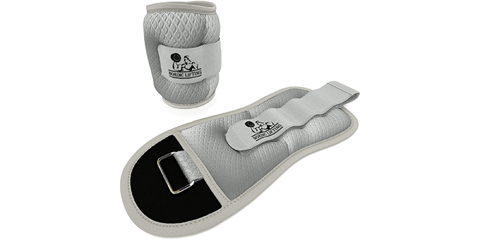 Nordic Lifting Ankle Wrist Weights