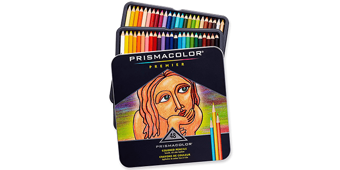 Prismacolor 3598T Premier Colored Pencils