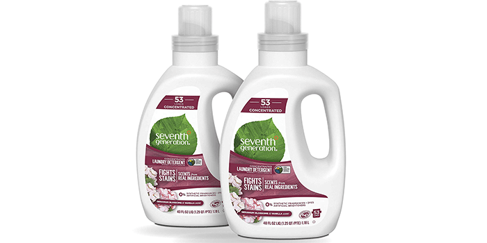 Seventh Generation Concentrated Laundry Detergent