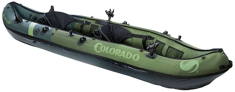Sevylor Coleman Colorado 2-Person Fishing Kayak