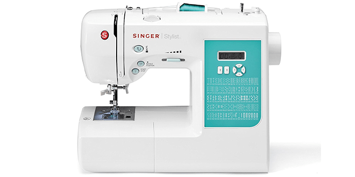 Singer - 7258 100-Stitch Computerized Sewing Machine