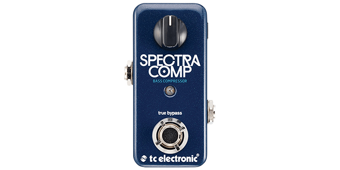 TC Electronic Bass Compression Effect Pedal