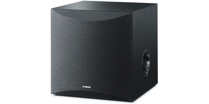 Yamaha 8 100W Powered Subwoofer
