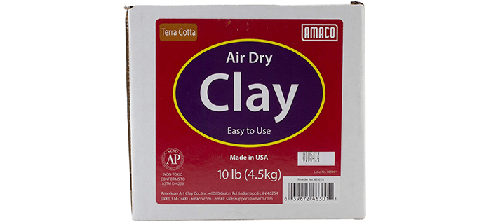 Amaco Air Dry Modeling Clay